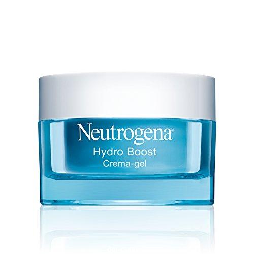 Neutrogena - Crema facial en gel Hydro Boost de uso diario – Para una hidratación duradera y no grasa – Piel seca – 50 ml