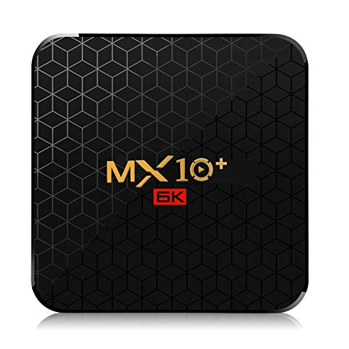 PHANTIO MX10 Android 9.0 Smart TV Box