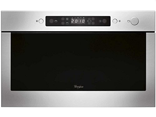 Micro ondes Grill Encastrable Whirlpool AMW439IX - Micro-Ondes + Grill Intégrable Inox - 22 litres - 750 W