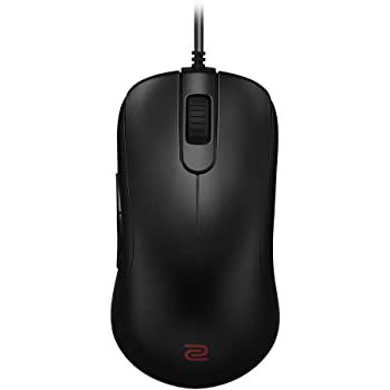 BenQ Zowie S1 Symmetrical-Short Gaming Mouse for Esports (Medium)
