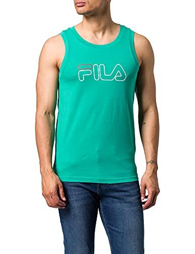 Fila Men Pawel Tank Camisa Cami, Alhambra, M para Hombre