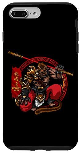 iPhone 7 Plus/8 Plus Monkey King Sun Wukong Ancient Chinese Mythology Gods Case