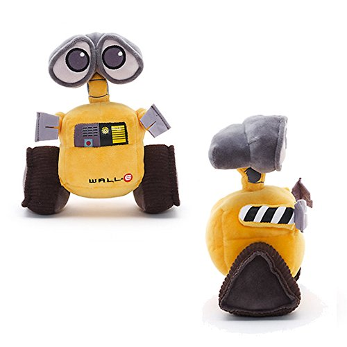 Disney Pixar Wall-E Movie Exclusive 7 Inch Mini Bean Plush WALL-E by Disney