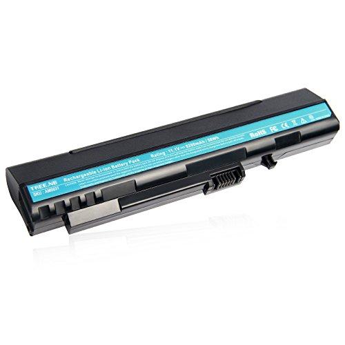 TREE.NB Laptop Battery Compatible with Acer Aspire One 10.1' 8.9' A110 A150 ZG5 D150 D250 P531h Pro 531 571 UM08A31 UM08A32 UM08A51 UM08A52 UM08A71 UM08A72 UM08A74