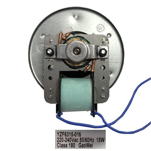Desconocido Motor Ventilador Horno Cata MD 6106 X, YZF6315-016 15w