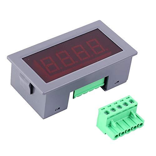 MEROURII Digitales Thermometer Anzeigemodul PT100, 4-Bit-LED-Anzeige Industrielles Temperaturmessermodul Thermoelement-Temperaturprüfgerät vom Typ K.