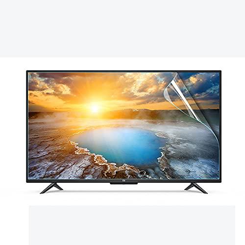 Yogafa Protector de Pantalla Anti-BlueTV de 32-40 Pulgadas, película de Filtro Anti Rayado para Exteriores/Interiores para LCD, LED, para Sharp, Sony, Samsung, Hisense, LG,39' 854 * 480mm