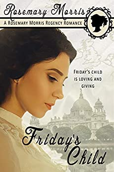 Book cover image for Friday's Child