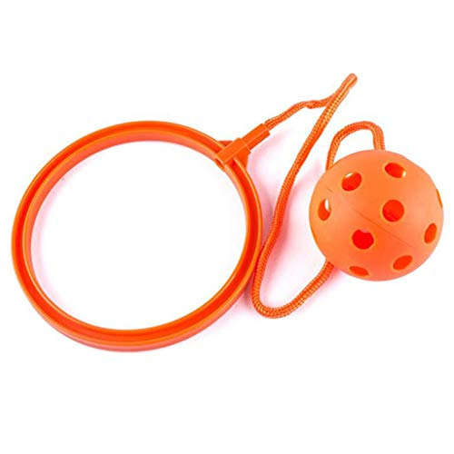 Why Choose Xiaolian 6pcs Skipper-Skip Ball Toy - Agility Toy - Skip and Jump Toy for Cardio Health a...