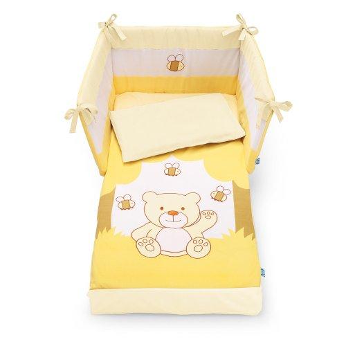 Pali Ciak Tour de lit, matelas et oreiller avec housse amovible