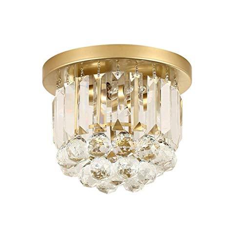 SPNEC Crystal del diseño Moderno de la lámpara de Techo, for el Dormitorio, Comedor, Mesa de Comedor, Cocina Corredor Loft