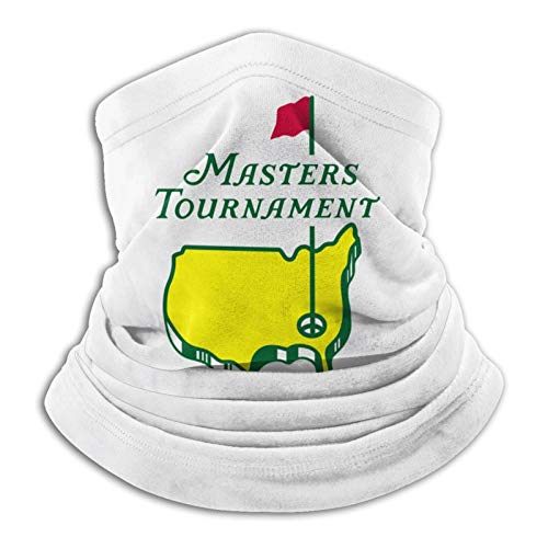 Masters Tournament Augusta Logo Unisex Comfort Microfiber Neck Gaiter Variety Scarf Face Motorcycle Cycling Riding Running Headbands.