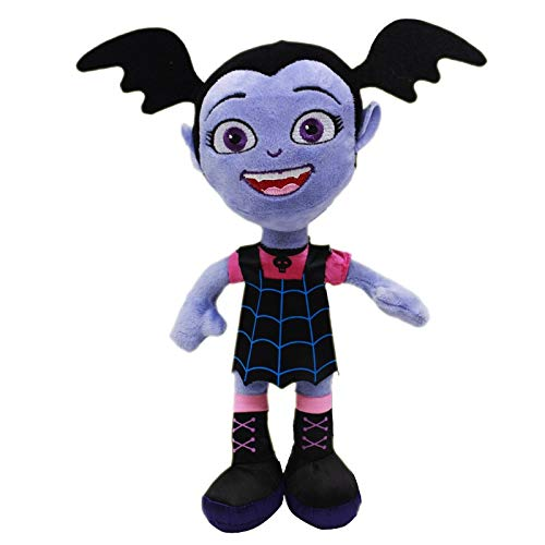 CGDZ Peluche 25cm Movie Junior Vampirina Peluche Bambola Il Vamp Batwoman Ragazza Peluche Farcito Giocattoli Regali per Bambini Bambini Ragazze