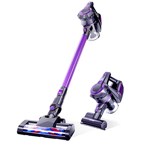 Affordable YZPXCQ YZP NEC882A Power Plush 2-in-1 Stick, Rechargeable Cordless Vacuum Cleaner Grey on...