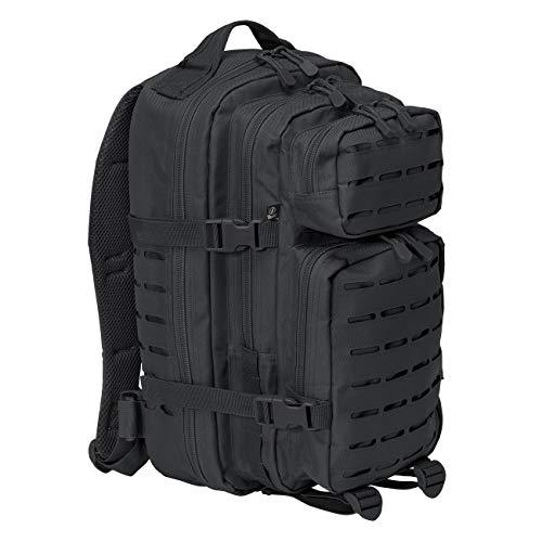 Brandit BRAN DIT Back Bag Rucksack 8024 US Cooper Lasercut schwarz