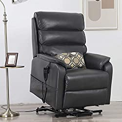 powerful Irene House Armchair Armchair with double motor lift for the elderly Up to infinite flat reclining position …