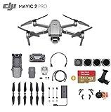 DJI Mavic 2 Pro Drone Quadcopter, Ultimate Bundle,