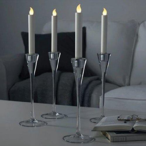 NUEVA vela LED IKEA LJUSANDE Funciona con batería/natural