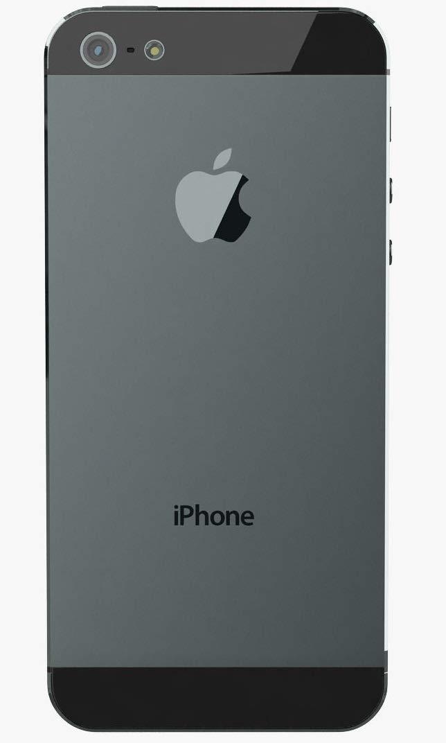 Azumi iPhone 5, 16GB Factory Unlocked 4G LTE - Black