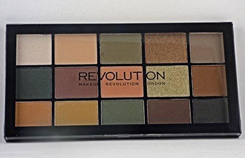 Makeup Revolution Eyeshadow Palette, Reloaded Division