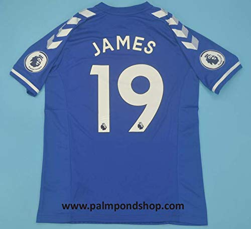 FM James Rodriguez Jersey 2020-2021 Full Premier Patch (S)