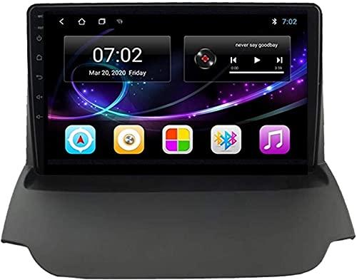 Navegación GPS Android 10.0 Radio para Ford Ecosport 2013-2017 Navegación GPS Unidad Principal de 9 Pulgadas Pantalla táctil HD Reproductor Multimedia MP5 Video con WiFi DSP SWC Mirrorlink