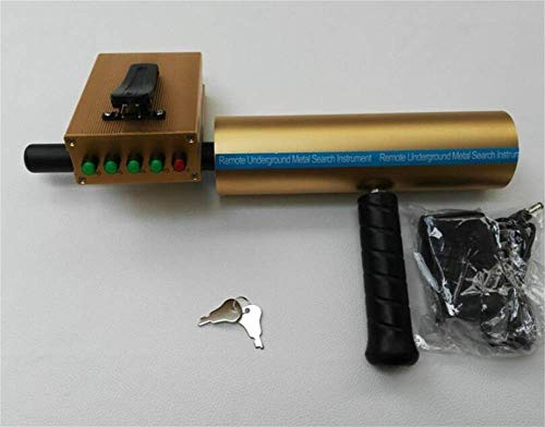 Drohneks 12 Meter Metalldetektor Handheld Hochpräzise Outdoor Underground Schatzsuche Experte