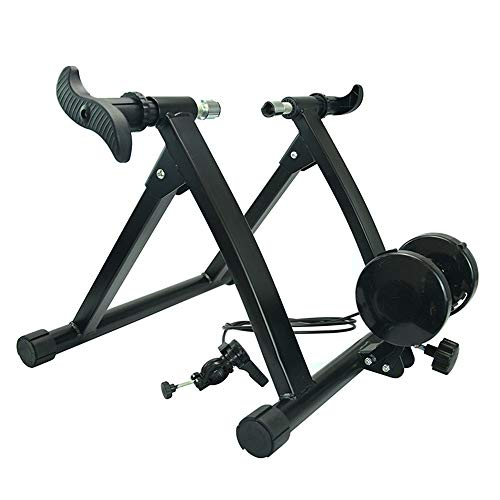 Rodillo para Bicicleta Plegable For Bicicleta Trainer Soporte W 7 Nivel De...