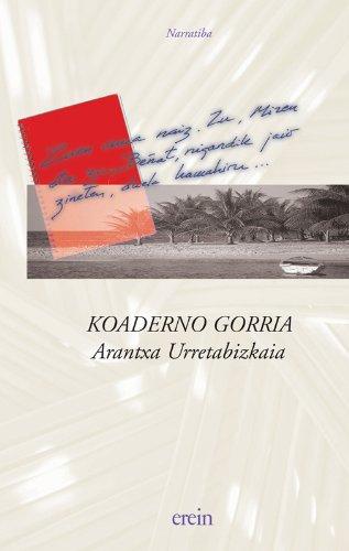 Koaderno gorria (Basque Edition)
