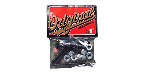 Shorty's Skateboard-Hardware, 2,5 cm (1 Zoll)