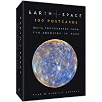 Chronicle Books Earth and Space 100 Postcards Featuring Photographs