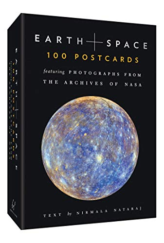 Earth and Space: Featuring Photographs from the Archives of NASA. 100 Postcards