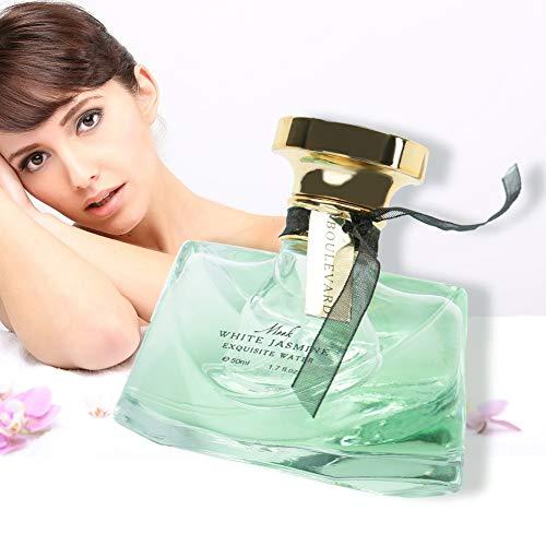 Eau de Toilette Natural Spray, Parfum Femme Parfum Longue Durée, Parfum Fleur Bois Parfum 50 ml