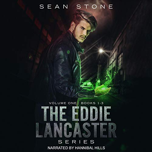 The Eddie Lancaster Series: Volume 1 Books 1-3 Titelbild