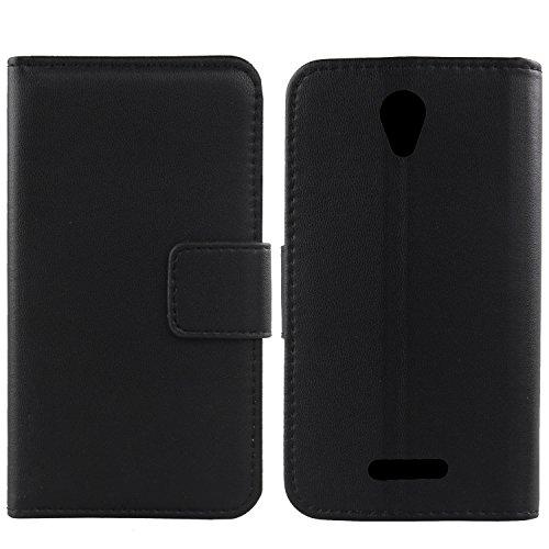 Gukas Design Echt Leder Tasche Für Alcatel One Touch Pop 4 Plus 5.5