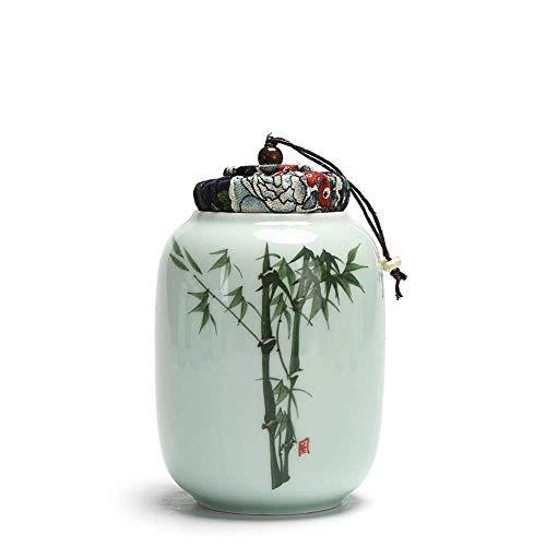 AZWE Feuerbestattung Urnen für menschliche Asche Erwachsene und Andenken Urnen - Design ist Hand Display Bestattungsurnen zu Hause Geeignet für menschliche oder Haustier Asche, Größe 3,7 X 5,3 Zoll,4