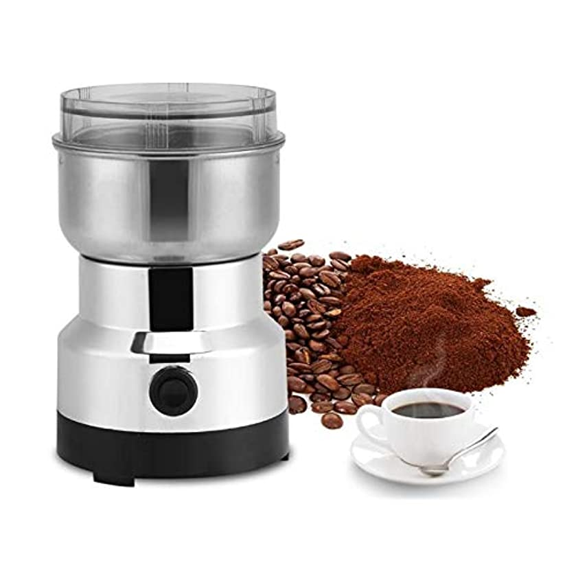 Multifunction Coffee Grinder Electrical Stainless Steel Food Grade Grinding Milling Machine 220V Coffee Accessories