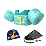 Seanrui Kids Pool Floats Swim Vest with Storage Bag Suitable for 30-50 lbs Infant/Baby/Toddler, Children Puddle/Sea Beach Jumper