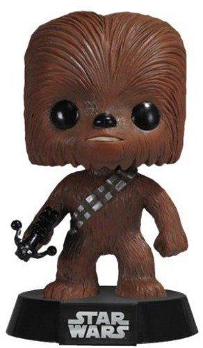 Star Wars Figura de vinilo Funko Pop! Chewbacca en AT-ST