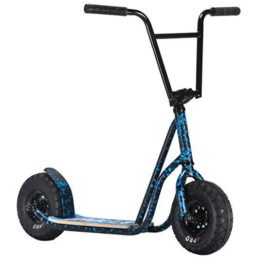 Rocker Rolla Cityroller H=84,5cm Blau Splatter
