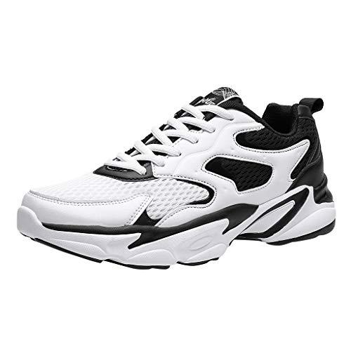 MISSQQ Scarpe da Trekking Uomo Scarpe da Acqua Sneakers Sportivi All'aperto Scarpe Pescatore Piscina Mare Escursionismo Arrampicata Climbing Leggero Scarpa
