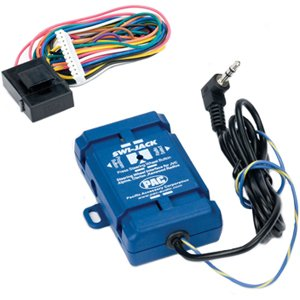 PAC SWI-Jack Steering Wheel Control Module Designed for Clarion, Kenwood, Alpine, JVC and Blaupunkt