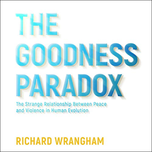 The Goodness Paradox audiobook cover art