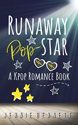 Runaway Pop-Star: A Kpop Romance Book (English Edition)