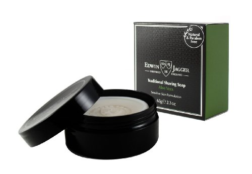 Edwin Jagger 99.9% Natural Shaving Soap...
