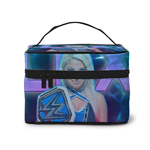 Alexa Bliss Large Capacity Organizer Cosmetic Bag Makeup Pouch Case Toiletry Bag Make-Up Bag Hand Case Bags