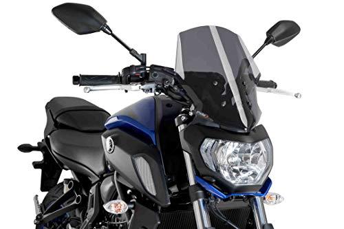 Puig Winds. New Generation Touring Yamaha MT-07 18- C/Dark Smoke