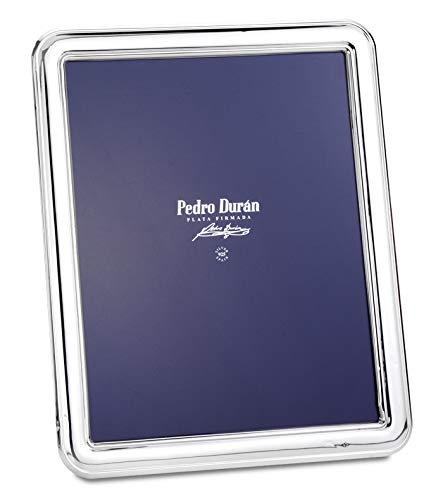 Pedro Duran Marco de Fotos Aurora Plata de Primera Ley 925