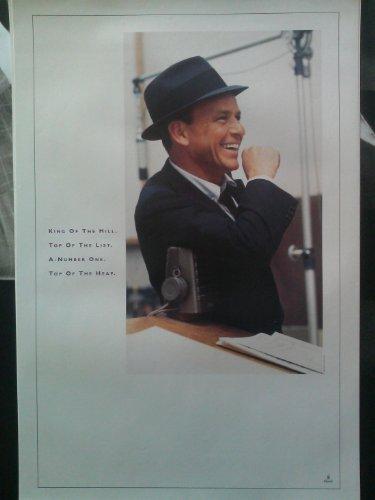 Frank Sinatra Promotional Poster Print (50.80 x 76.20 cm)