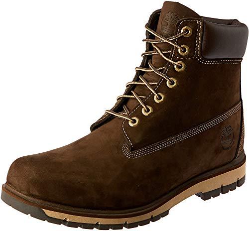 Timberland - Redford 6 Boot WP Red Br - Herren Boots - Braun Schuhe in Übergrößen, Größe:47.5